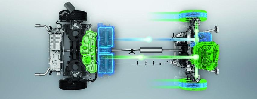 Nuevo PEUGEOT 508SW HYBRID - Batería de iones de litio