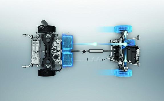 Nuevo PEUGEOT 508SW HYBRID - Batería de iones de litio en modo Electric