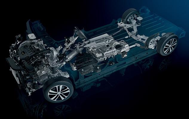 Tecnología Peugeot
