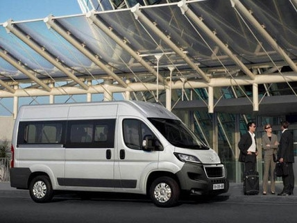Peugeot Boxer Combi Transporte Personas