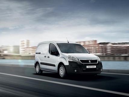 Peugeot Partner Furgón Transporte de mercancías