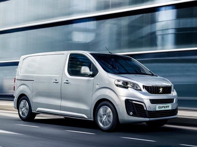 Peugeot Expert Furgón Transporte de mercancías