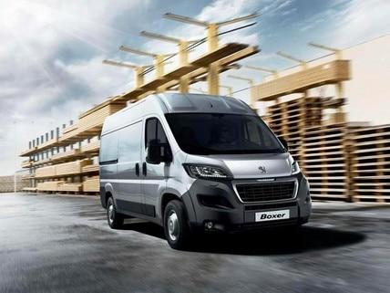 Peugeot Boxer Furgón Transporte de mercancías