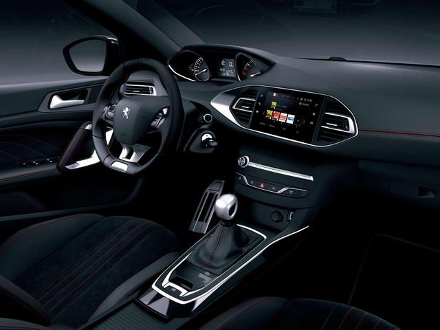 PEUGEOT 308 GT Line : PEUGEOT i-Cockpit®
