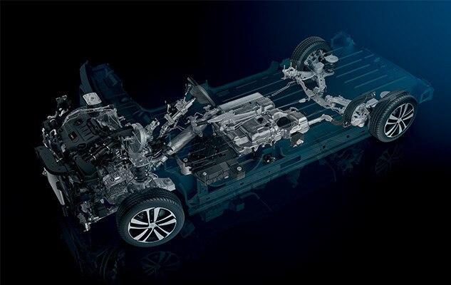 Peugeot Expert Furgón - Plataforma EMP2