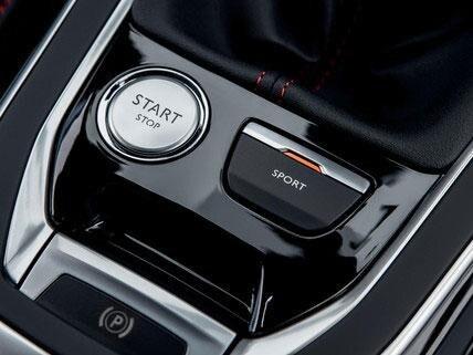 Peugeot 308 para profesionales - Arranque sin llave
