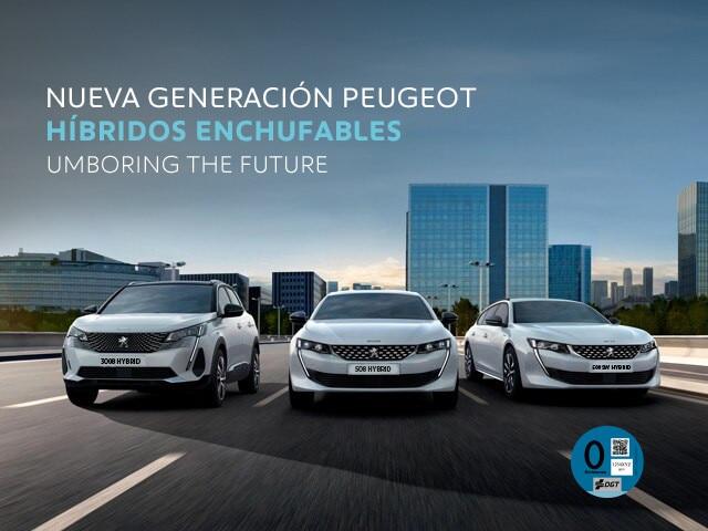 Peugeot gama hibrida