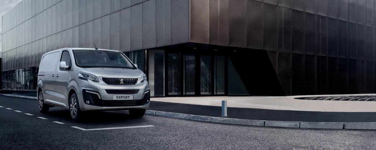 Peugeot Expert Furgón diseño robusto