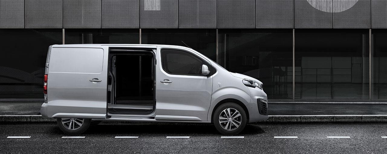 Peugeot Expert Furgón diseño elegante