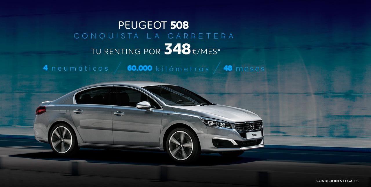 Peugeot 508 btb