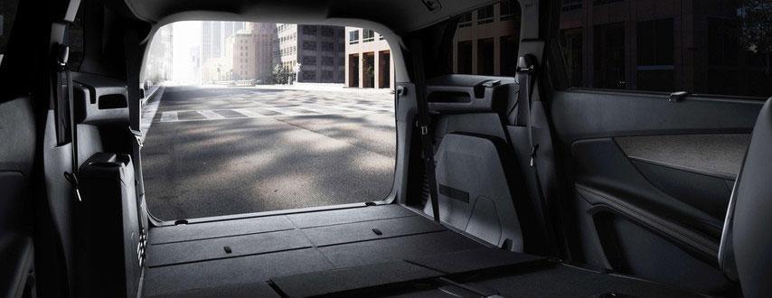 SUV Peugeot 5008 - Maletero de gran capacidad