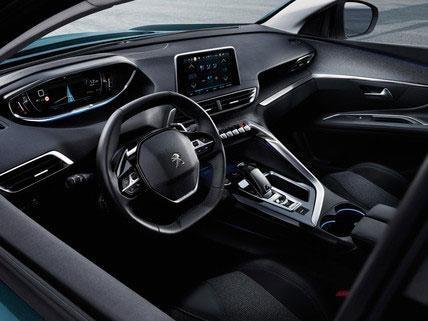 Peugeot i-Cockpit - SUV Peugeot 5008