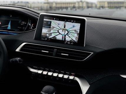 Peugeot Connect - Navegación 3D Conectada