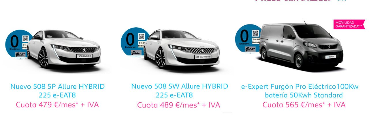 Peugeot Free2move - Electricos