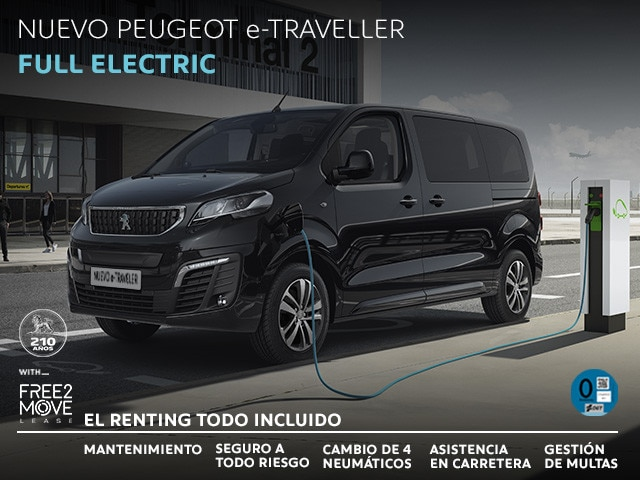 Peugeot e-traveller business