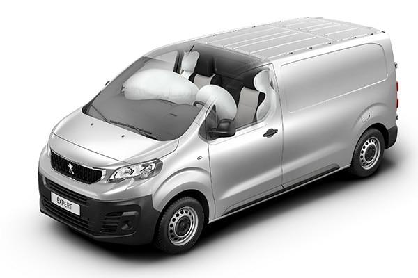 Peugeot Expert furgón accesorios