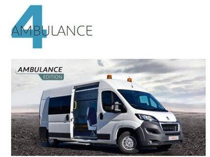 Vehículos transformados Ambulance Edition