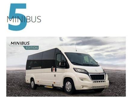 Vehículos transformados Minibus Edition