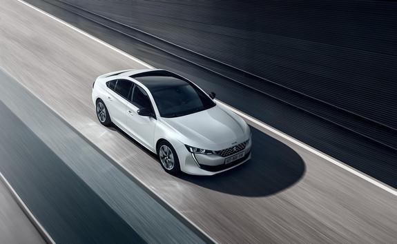 Consumo de carburante del Nuevo Peugeot 508 Hybrid